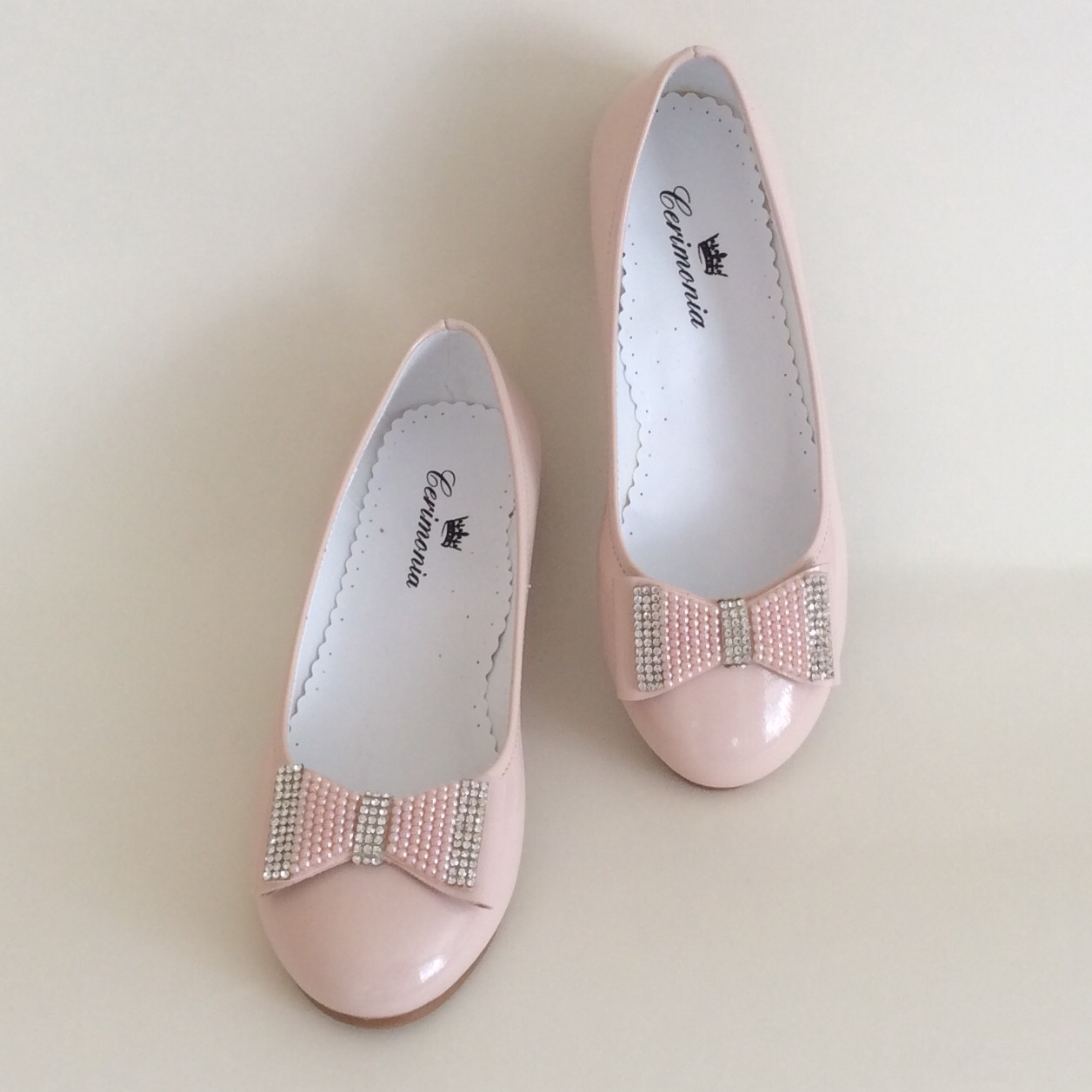 Cerimonia Slip on Pump, Blush