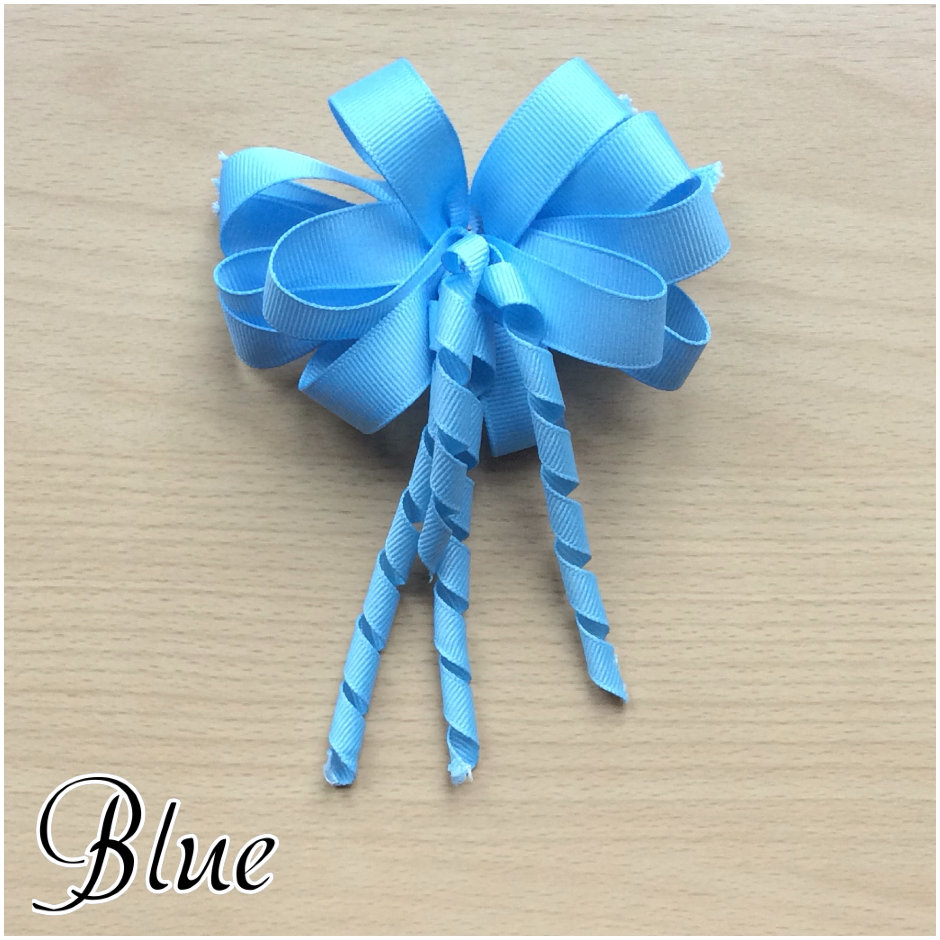 Loopy corker bows, assorted colours