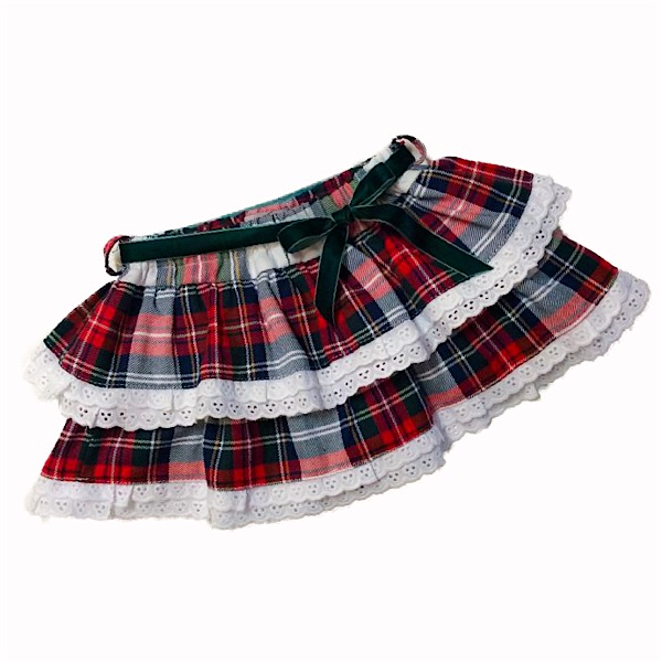 Phi Clothing Tartan Ra Ra Skirt