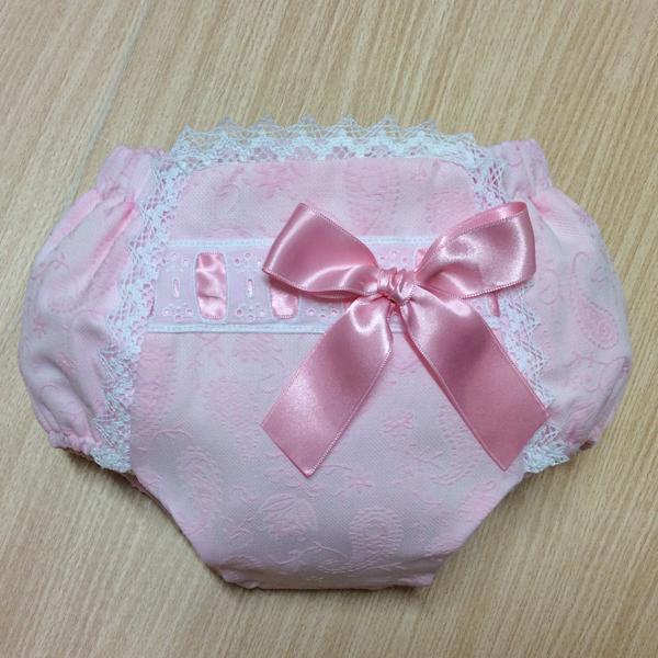 Kiriki Ribbon Jam Pants, Pink