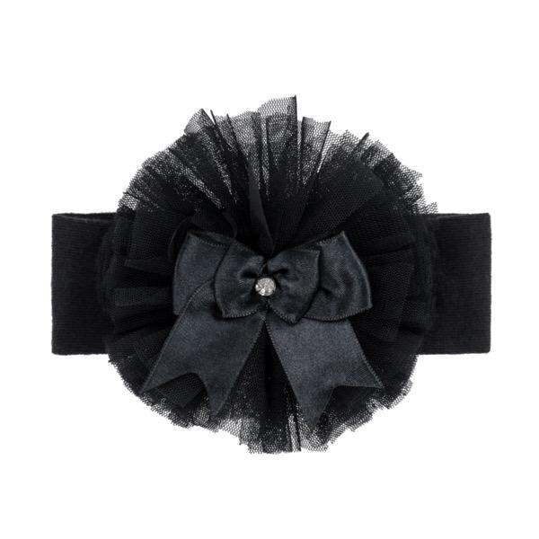 Couche Tot Tutu Headband, Black