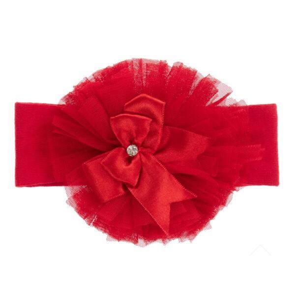 Couche Tot Tutu Headband, Red