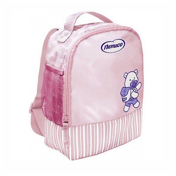 Nenuco Backpack, Pink & Blue