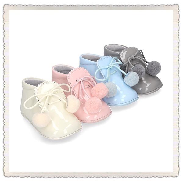 Soft Sole Shoes & Boots