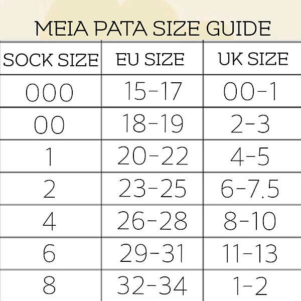 Meia Pata Fur Pom Pom Socks, Black