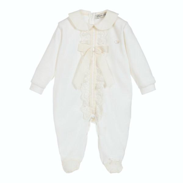 Piccola Speranza Ivory Babygrow