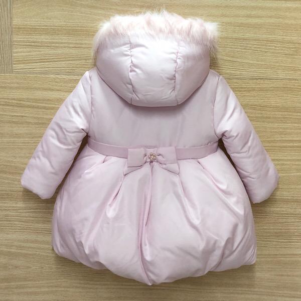 Mintini Pink Coat