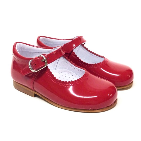 CocoBoxi Maryjanes, Red