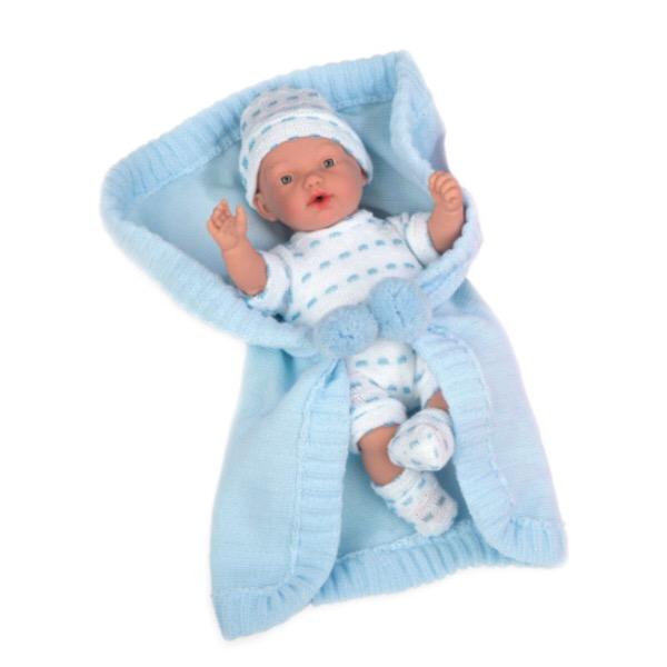 Arias Baby Boy Crying Doll