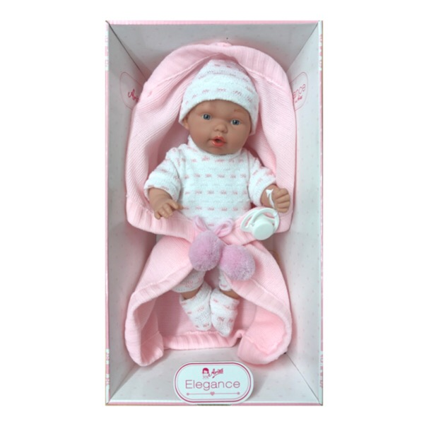 Arias Baby Girl Crying Doll