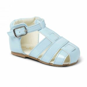boys blue sandals