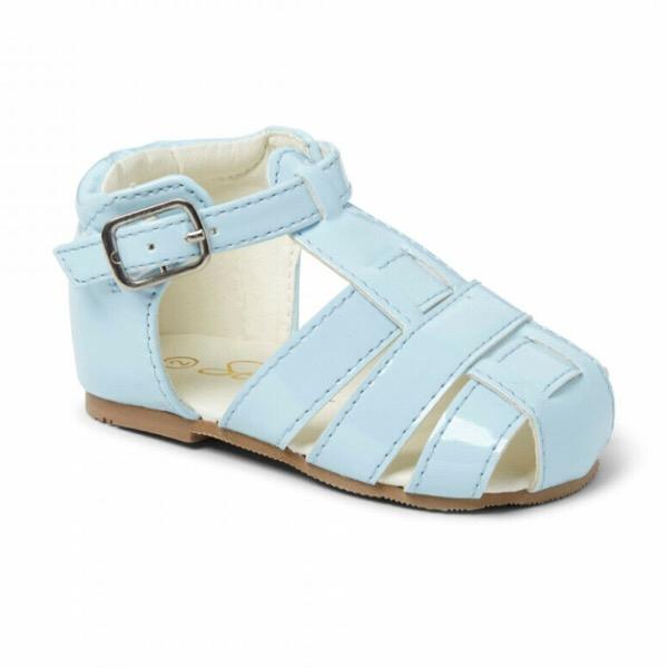 Sevva Unisex Sandals, Blue