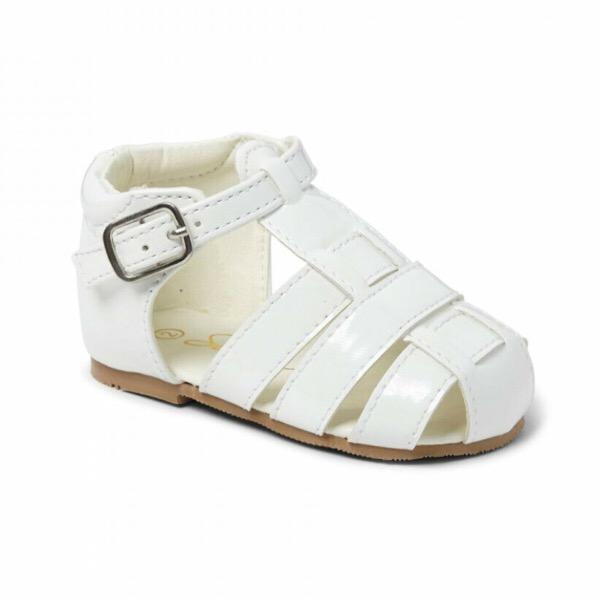 Sevva Unisex Sandals, White