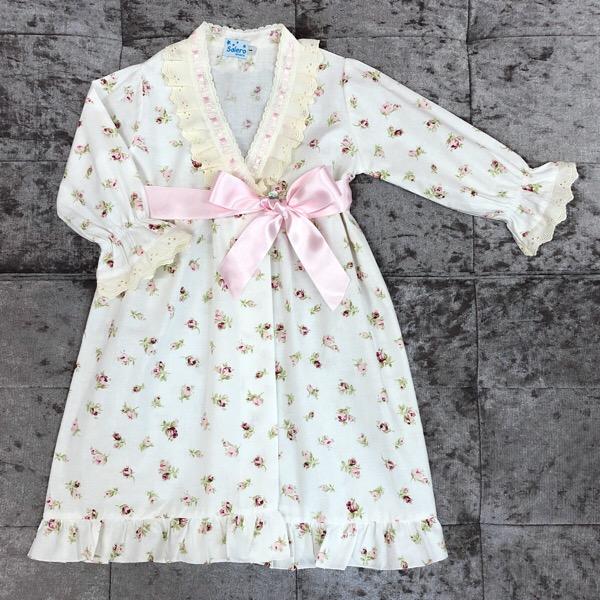 Salero Rosebud Nightcoat