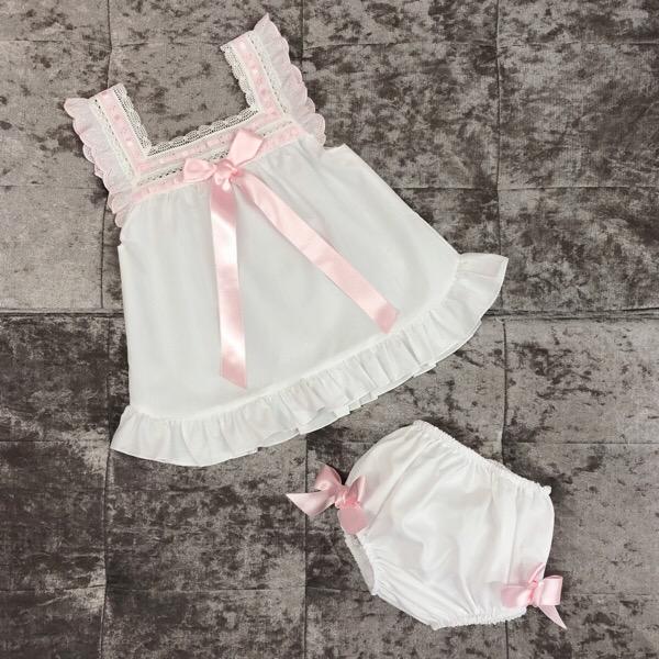 Salero Baby Sweet Pj's, Pink