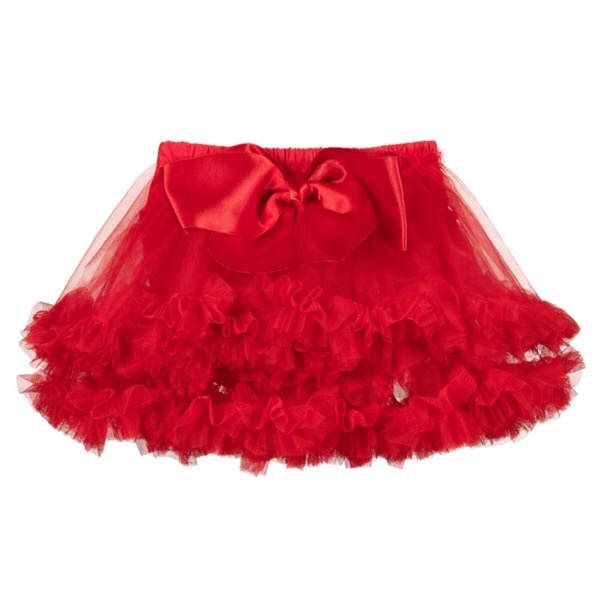 Caramelo Tutu Skirt, Red