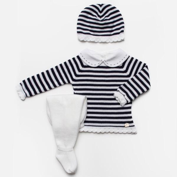 Juliana Nautical Knit Set