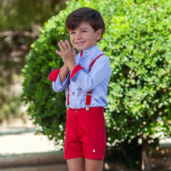 Abuela Tata Preorder Nautical Boys Set