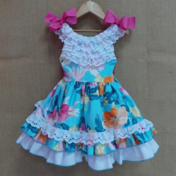 Nini Floral Dress
