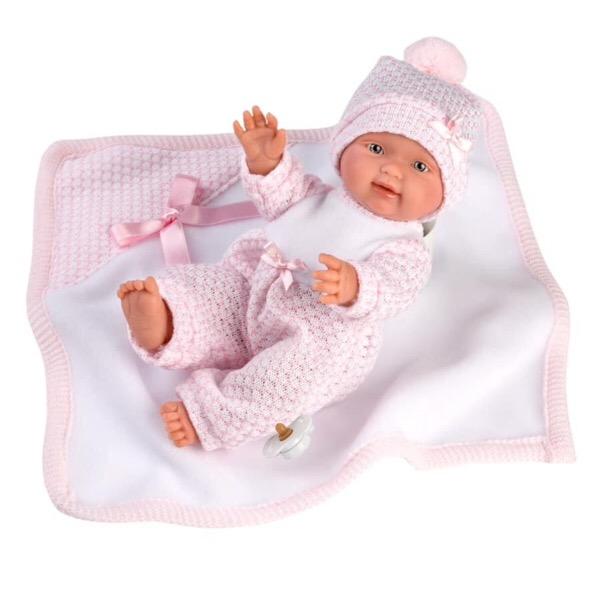 Llorens Lorenna Mini Girl Doll