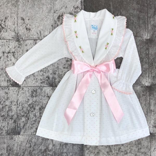 Salero Plumeti Nightcoat, Pink
